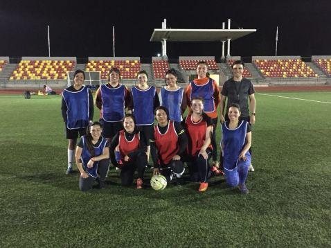 Valles De Pirque Fútbol Club 46