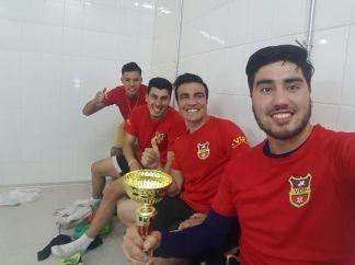 Valles De Pirque Fútbol Club 41