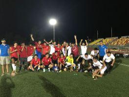 Valles De Pirque Fútbol Club 35