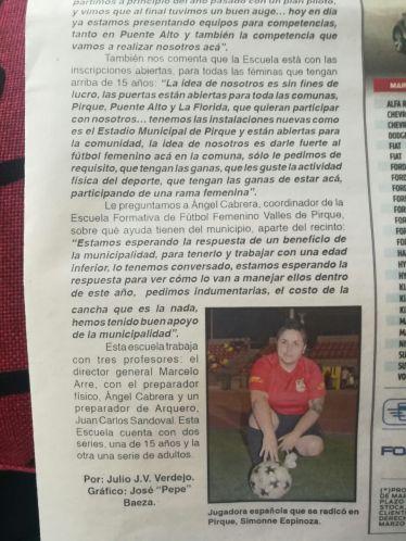 Valles De Pirque Fútbol Club 03