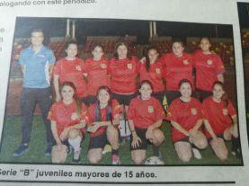 Valles De Pirque Fútbol Club 09