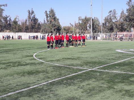 Valles De Pirque Fútbol Club 27