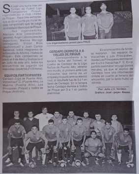 Valles De Pirque Fútbol Club 07
