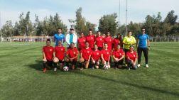Valles De Pirque Fútbol Club 18