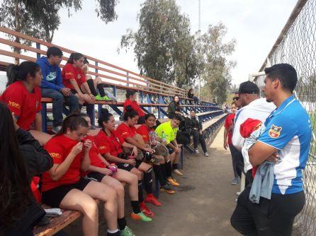 Valles De Pirque Fútbol Club 19