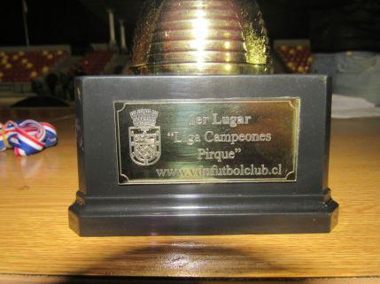 Valles De Pirque Fútbol Club 15