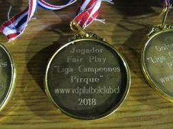 Valles De Pirque Fútbol Club 13
