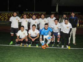 Valles De Pirque Fútbol Club 12