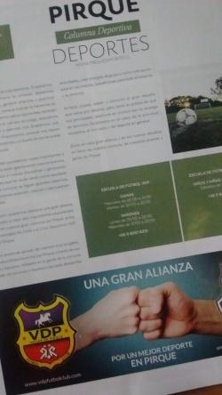 Valles De Pirque Fútbol Club 06