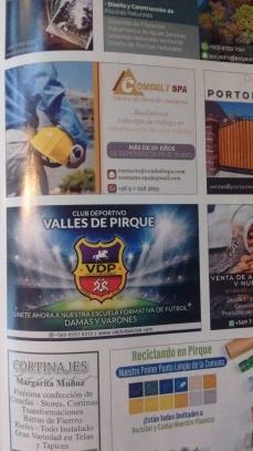 Valles De Pirque Fútbol Club 05