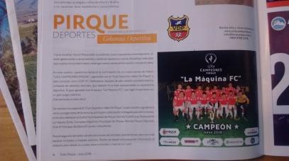 Valles De Pirque Fútbol Club 04